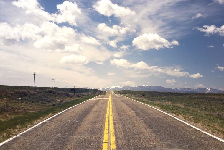 Autostop - podróż za jeden uśmiech